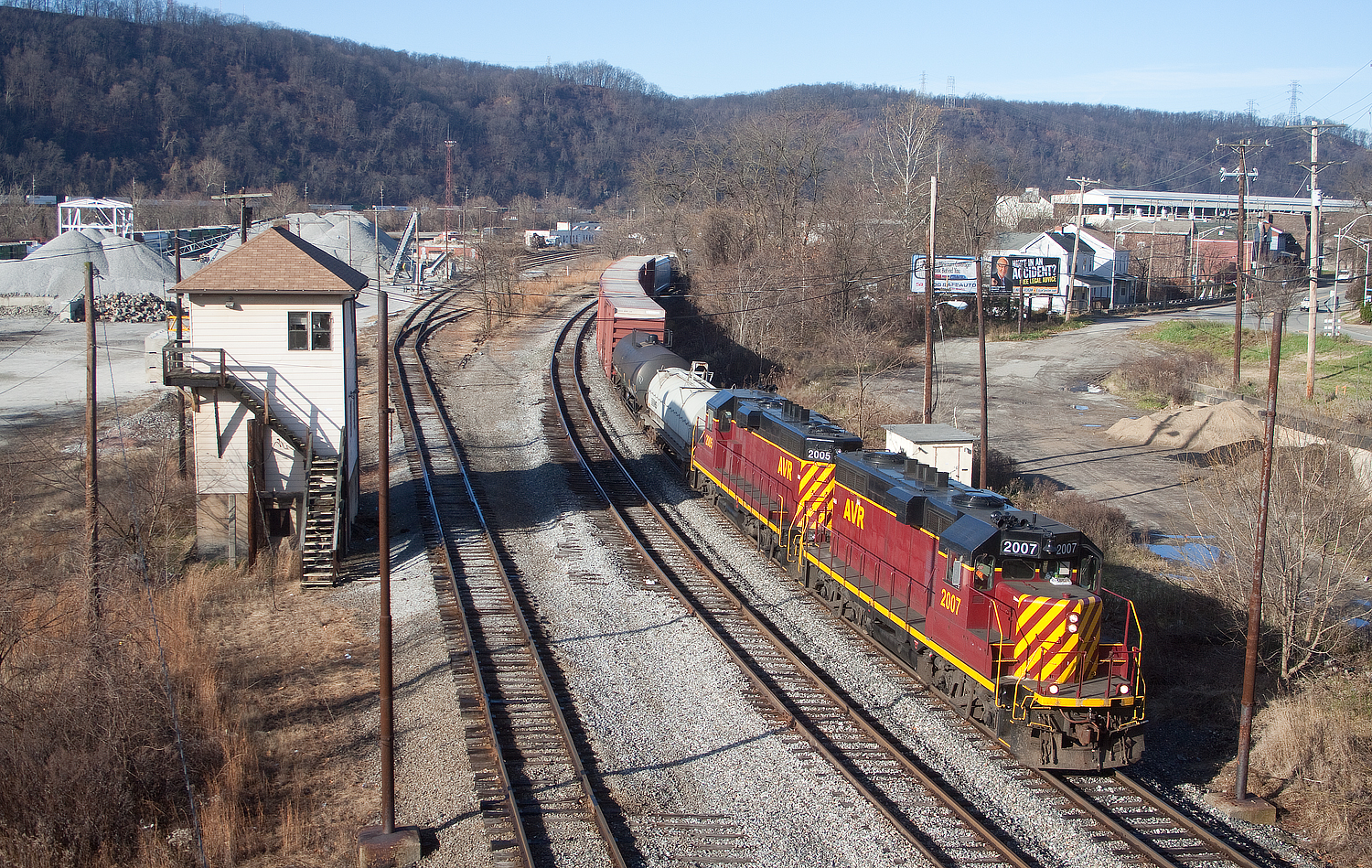 AVR at Glenwood, Pa